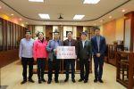学校赴陕西三所重点中学开展招生咨询