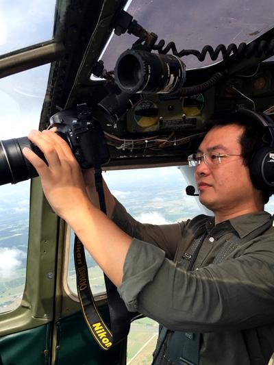 作物低空遥感研究团队PI-张建