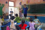 【耕读路上】雨露贵州支教队创意课堂寓教于乐