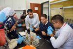 埃及本哈大学代表团来校短期访学