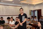 """李召虎与新教师共话""""新起点、新使命、新作为"""""""