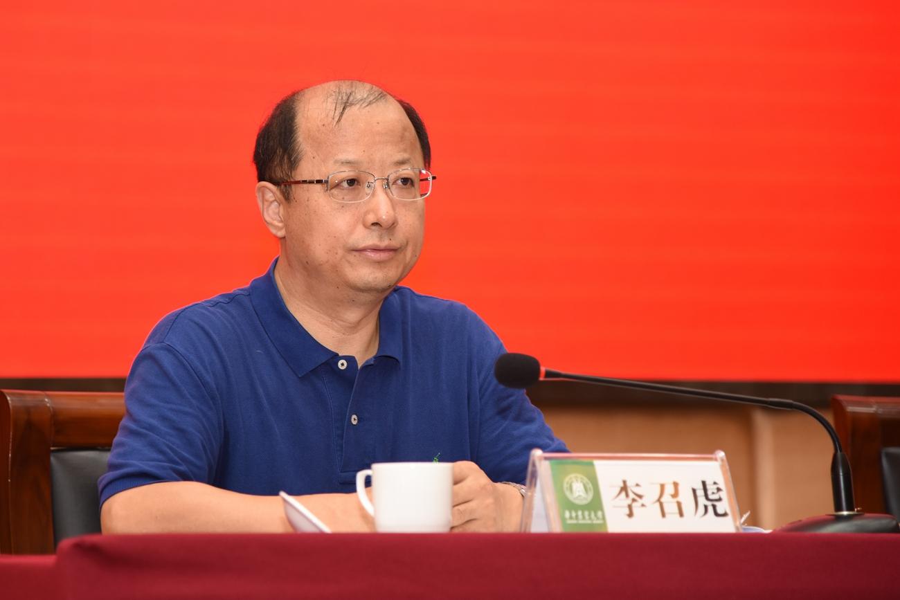 教育动员大会 【学通社记者 王梓安 摄】 (4)