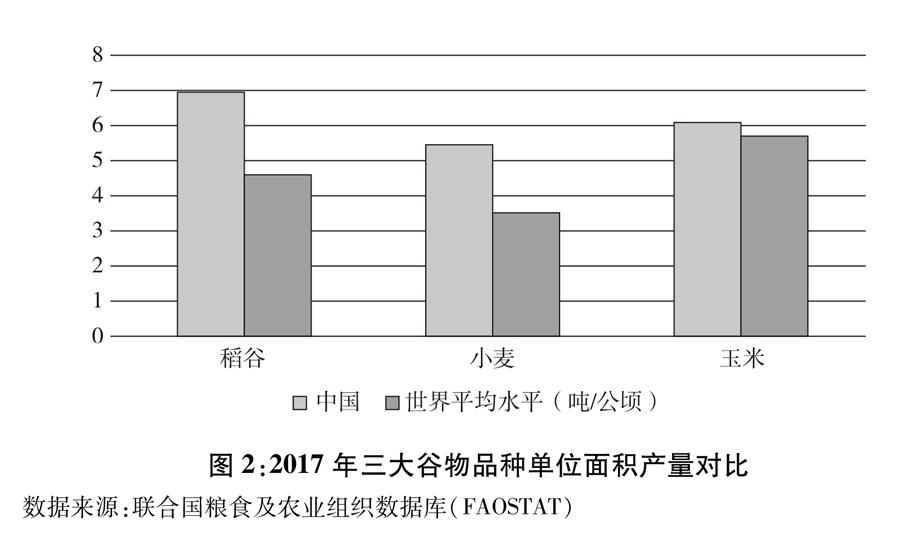《中国的粮食安全》白皮书发布