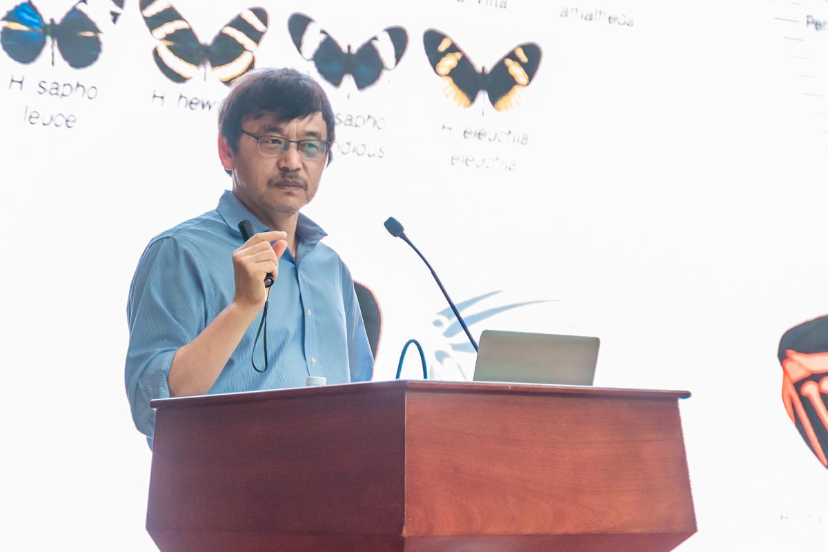 蒋继明教授做客我校作物科学高端讲坛