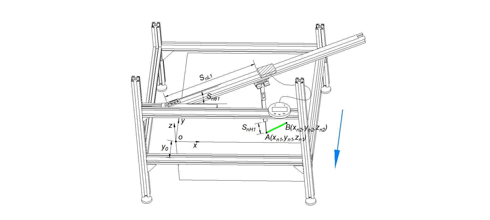 秸秆空间分布检测、量化及可视化方法