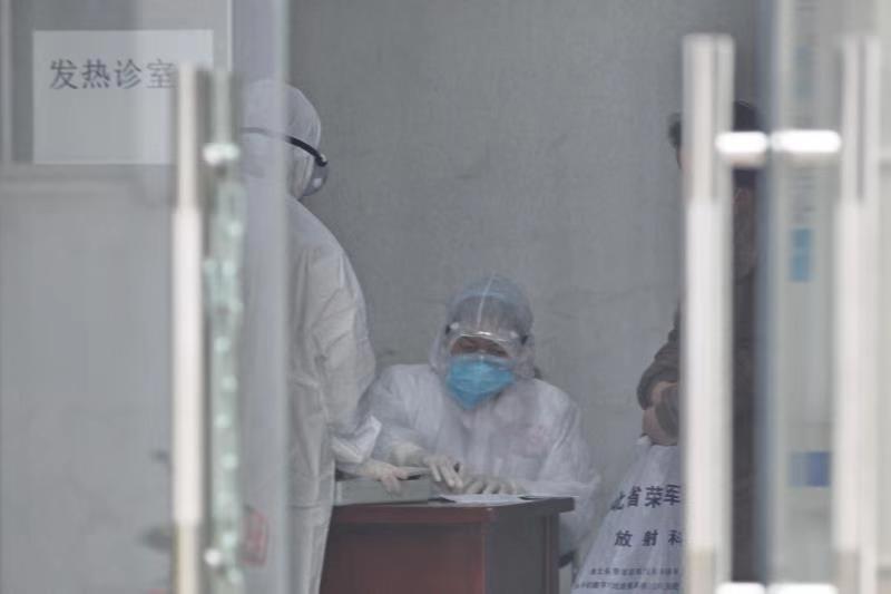 校医院自1月3日起设置发热诊室