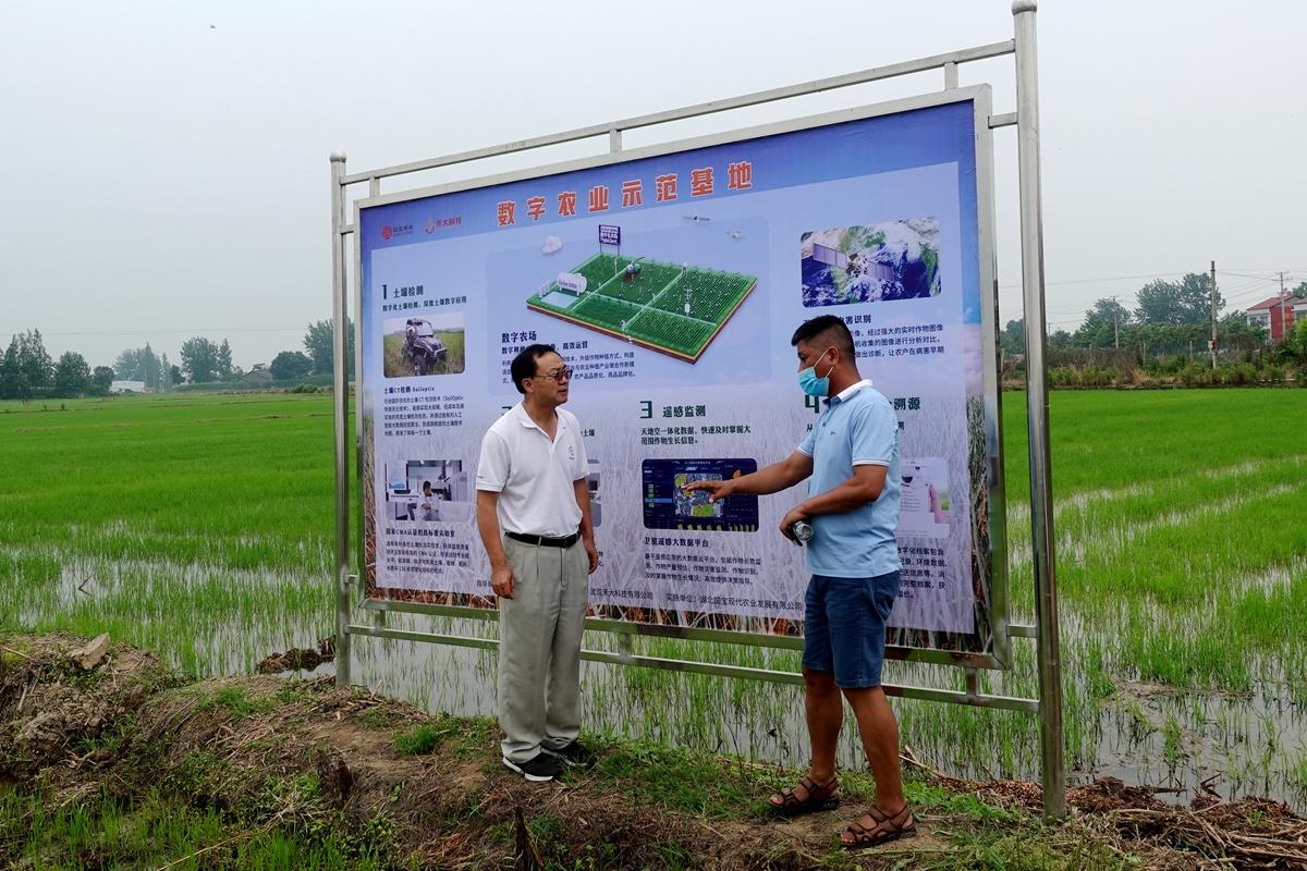 数字农业示范基地