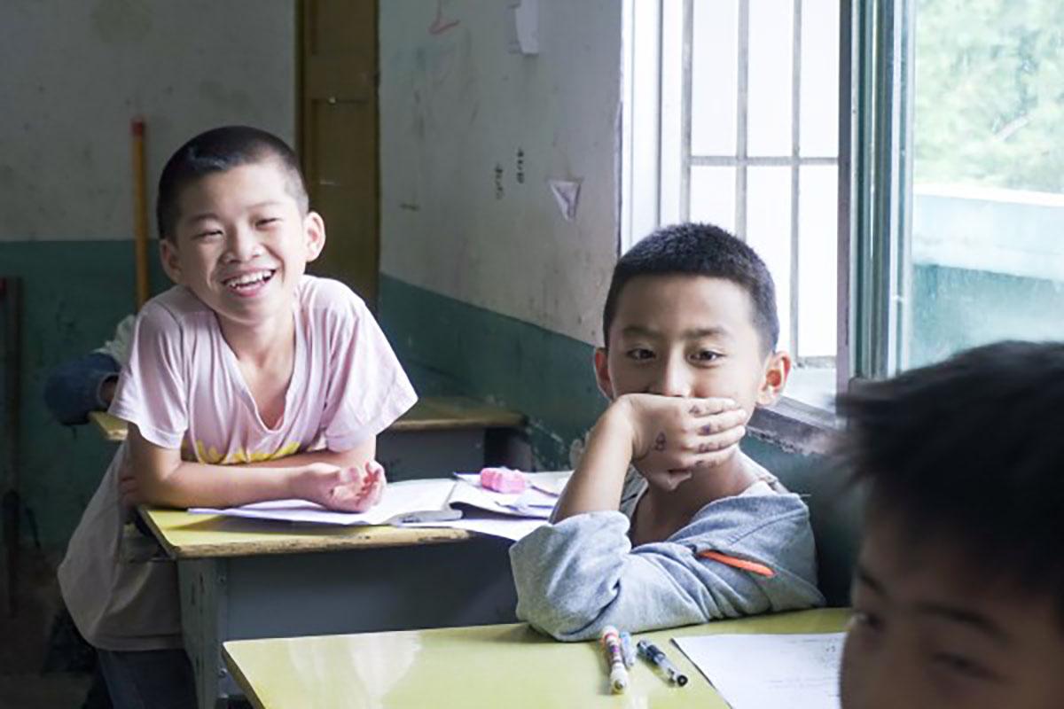课堂上的学生(供图 周子恒)