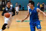 学校2020年教职工篮球联赛决赛举行