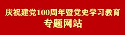 庆祝建党100周年暨党史学习教育专题网站