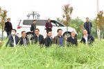 """国家油菜良种联合攻关项目暨湖北省油菜产业发展""""515""""行动2021年度研讨观摩会在荆门举行"""