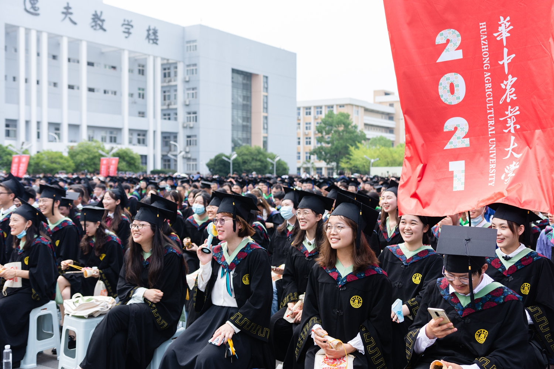 2020届毕业生专区(记者 彭雨格 摄)