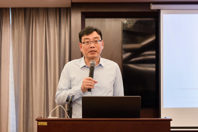 华中农业大学校党委常委、副校长郭刚奇致辞