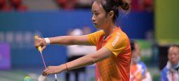 我校教师朱姝获第十四届全运会群众赛事活动羽毛球女子双打铜牌
