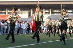 祝福伟大祖国:2021国庆升旗仪式举行