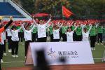 燃情甲子:学校第六十届体育运动会开幕