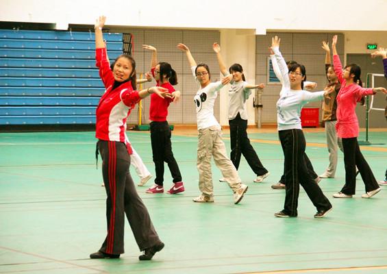 黄清:动感热舞,激扬青春